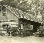 Gay (Leal McAfee's) Log Cabin