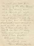 Johnston's letter to Ruth Clement, May 6, 1908 page 2