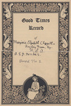 Little Colonel Good Times Book of Margie Elizabeth Clagett [page] by Kentucky Library Research Collections