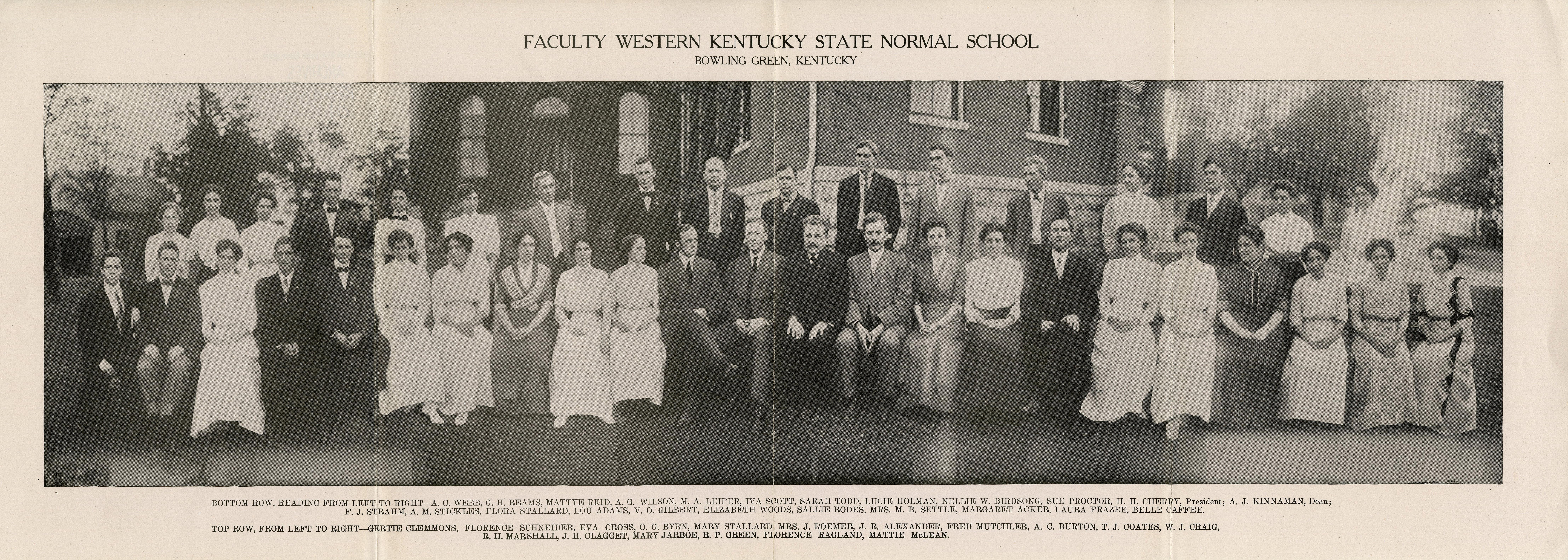 Faculty/Staff Personal Papers