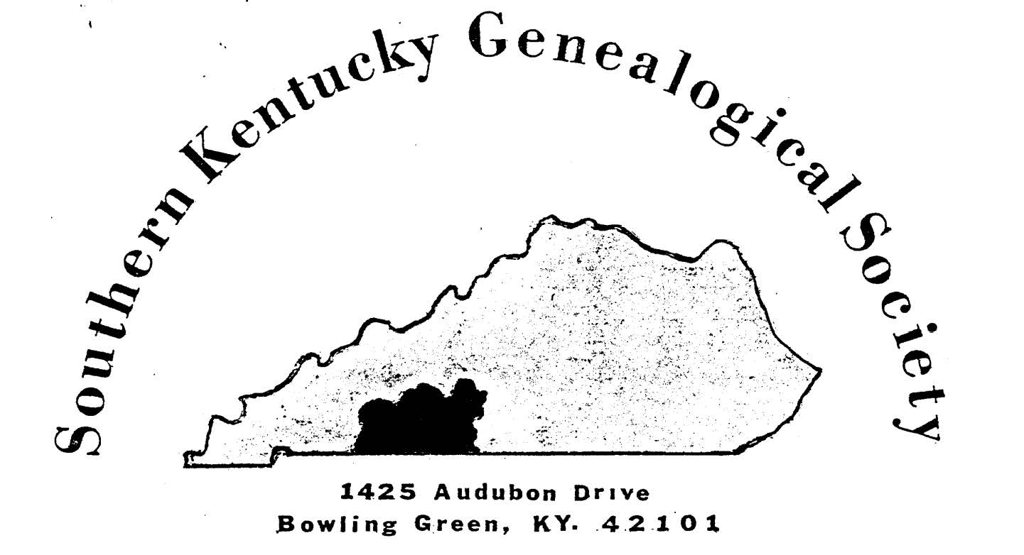 Longhunter, Southern Kentucky Genealogical Society Newsletter