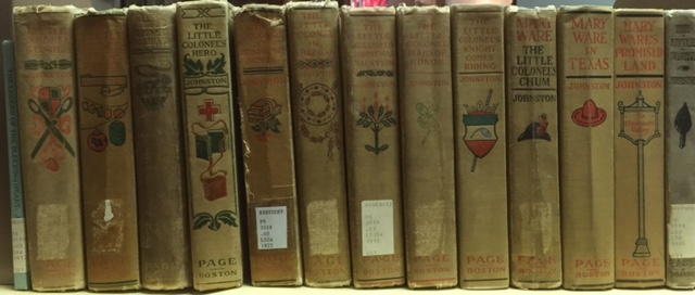 Annie Fellows Johnston Rare Books