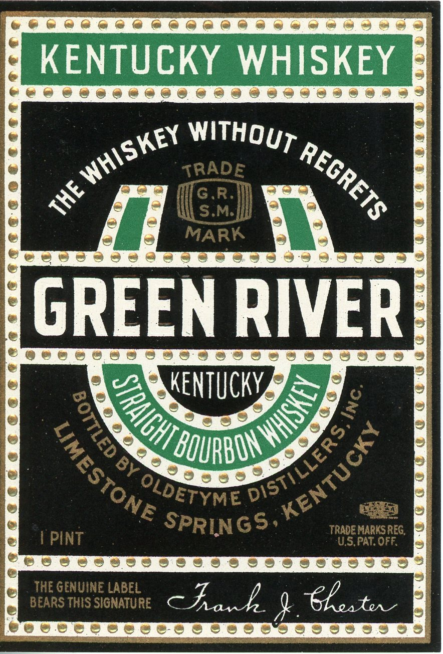 Kentucky Spirits: Liquor Labels from the Commonwealth