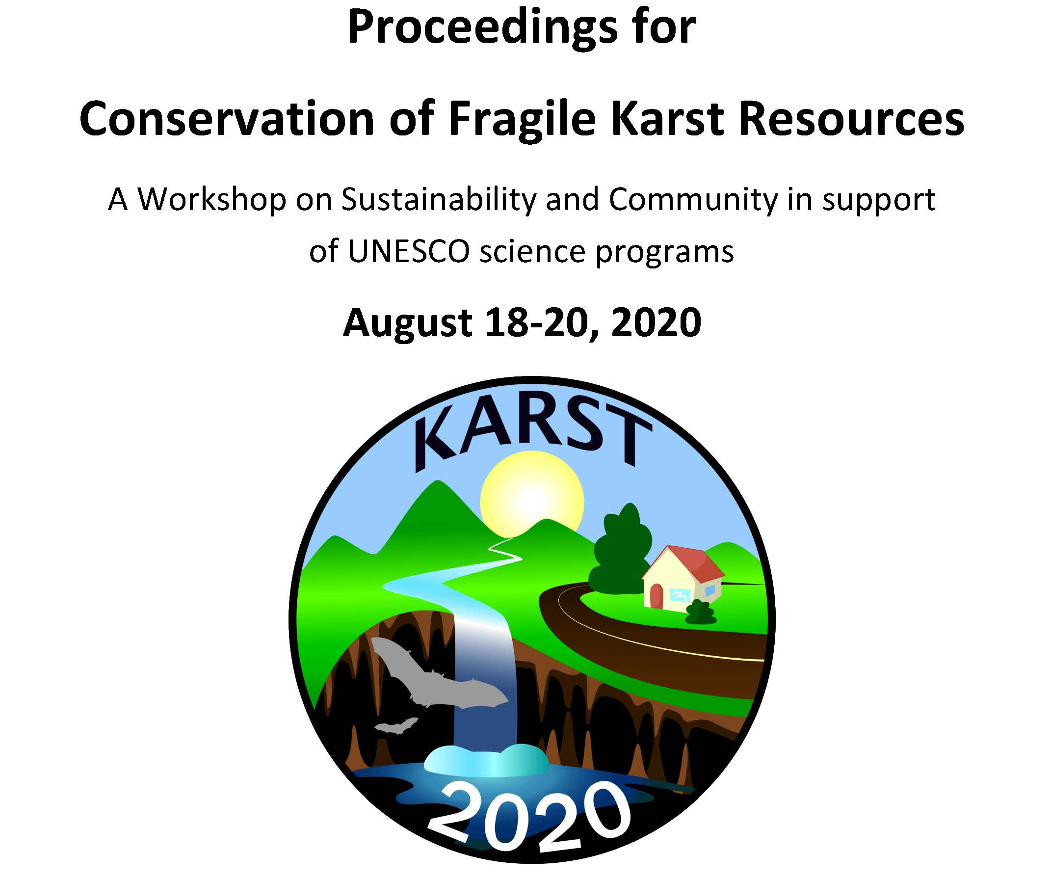 Conservation of Fragile Karst Resources Proceedings
