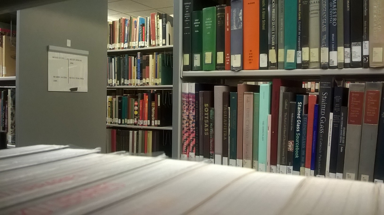 DLSC Faculty and Staff Book Gallery