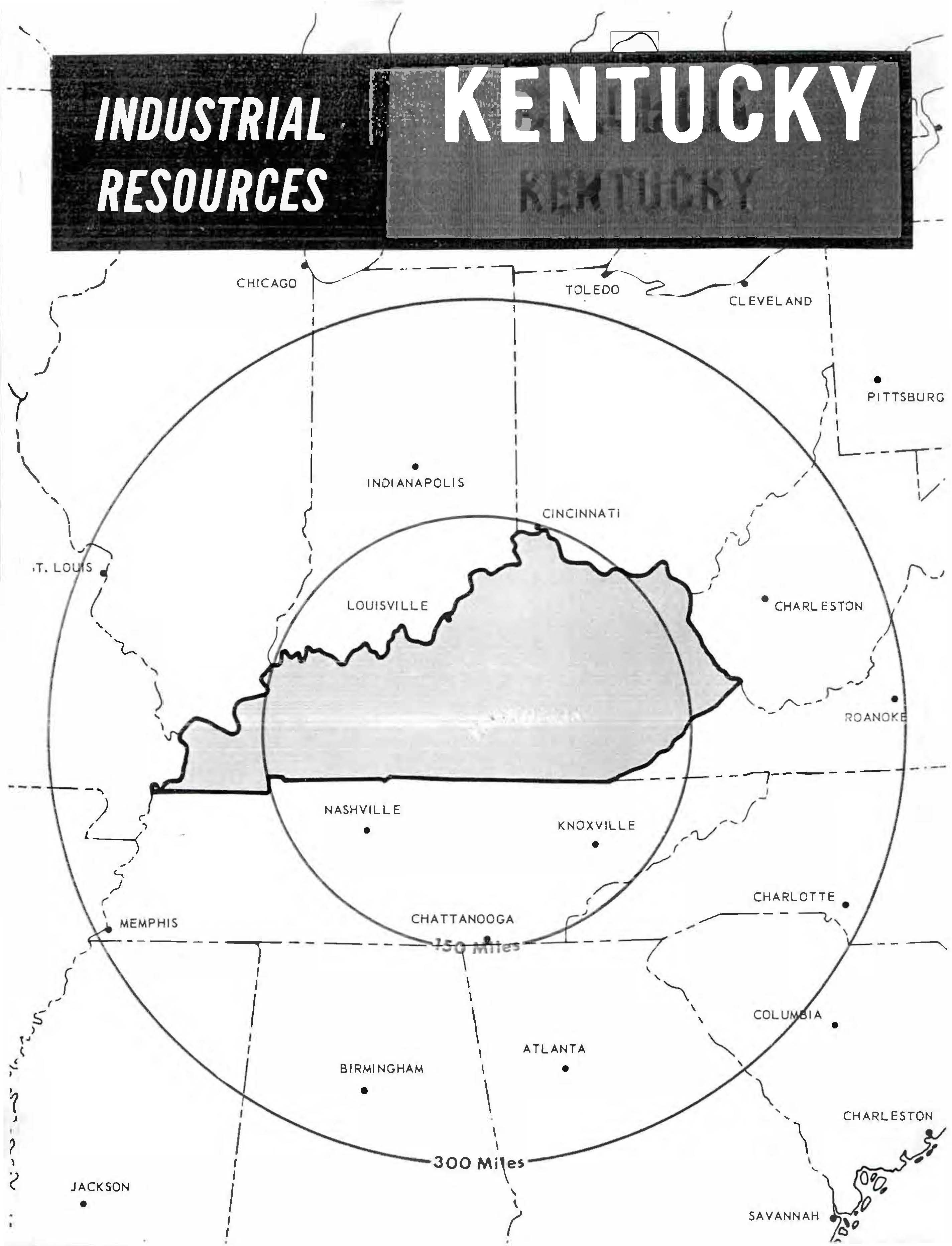 Industrial Reports for Kentucky Counties