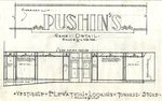 Pushin's Remodeled Sign by J H. Jr
