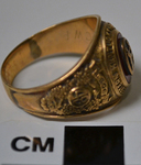 1948 Ring to the right by Herff Jones Company
