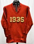 1935 Sweater by Geo F. Webber