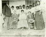 Jonesville School and Students