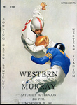 Western v. Murray Football Program, November 21, 1953 by Western Kentucky State College
