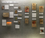 Branding Love 1830-1940: Love, Humor, and Vinegar by Angela Arvizu