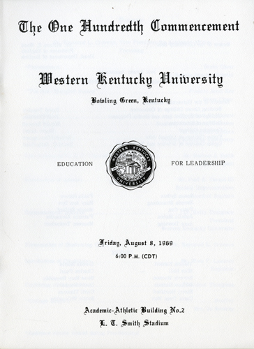 Content Posted in 2018 | TopSCHOLAR® | Western Kentucky University