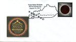 Solar Eclipse Envelope #4 by Department of Library Special Collections