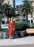 Evelyn Thurman on the Italian Riviera (SC 2834) by Manuscripts & Folklife Archives and Mary Evelyn Thurman