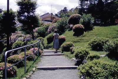 Evelyn Thurman in Japan (SC 2834)