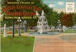 Souvenir Folder of Western Kentucky State Teachers College by Curt Teich & Company