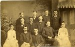 Class of 1885 by Southern Normal School