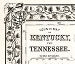 Grapevine Detail - Kentucky & Tennessee by Carl Berg