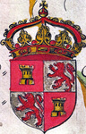 Coat of Arms - The New World
