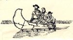 Long Hunters - Great Settlement Area by Kentucky Historical Society