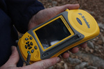Handheld GNSS Data Collector by Trimble