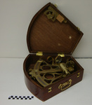Sextant in Box by Scott Dobler