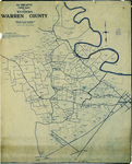 Jo. Hieatt's Farm Map of Western Warren County