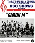 Gemini 14 USO Broadside