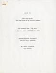 Gemini 79 Post-Tour Report