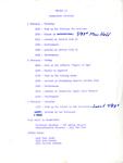 Gemini 15 Baumholder Schedule