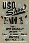 Gemini 15 Poster