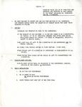 Gemini 15 Standing Rules