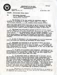 Gemini 15 Invitational Travel Orders