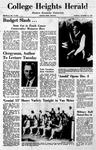 Gemini 15 Shows Variety Tonight in Van Meter