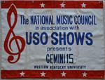 Gemini 15 Jazz Band USO Banner