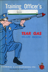 Tear Gas Blue Book by Federal Laboratories, Inc.