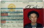 Drivers License by Margie Helm