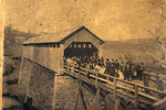 Port Royal Covered Bridge by WKU Library Special Collections