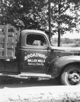 Broadway Roller Mills Truck