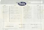 Delta Air Lines Schedule