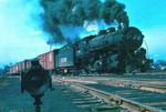 L&N Engine 1338 & Train