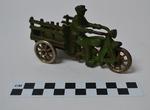 Motorcycle Cart by WKU Kentucky Museum