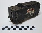 Toy Coal Car by WKU Kentucky Museum