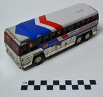 Toy Greyhound Bus by Buddy L. Corporation