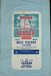 Auburn Leader [flour bag] by Kentucky Library Research Collections
