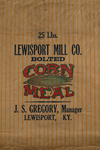 Bolted Corn Meal [bag] by Kentucky Library Research Collections