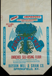 Forget Me-Not Enriched Self-Rising Flour [flour bag] by Kentucky Library Research Collections