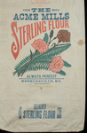Sterling Flour [flour bag]
