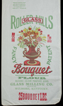 Fancy Bouquet [flour bag] by Kentucky Library Research Collections